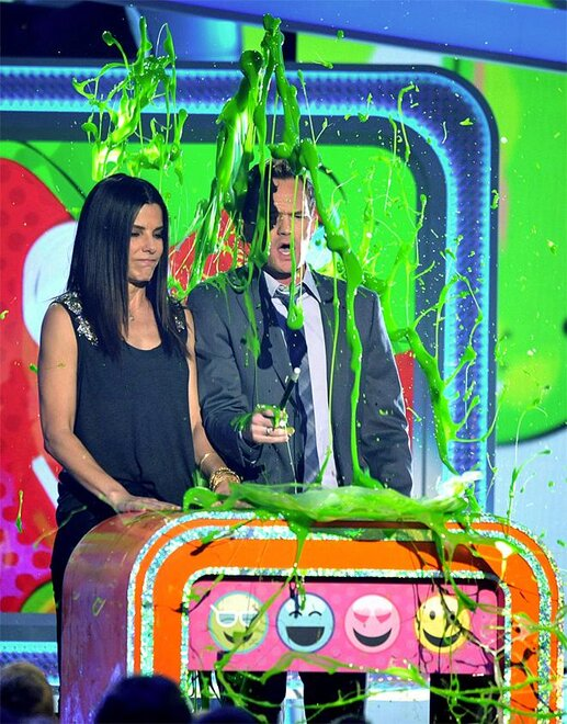 2013 Nickelodeons Kids Choice Awards - Show