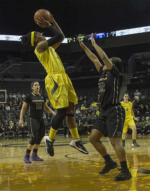 Ducks women beat Washington Huskies 101-85 _ 05
