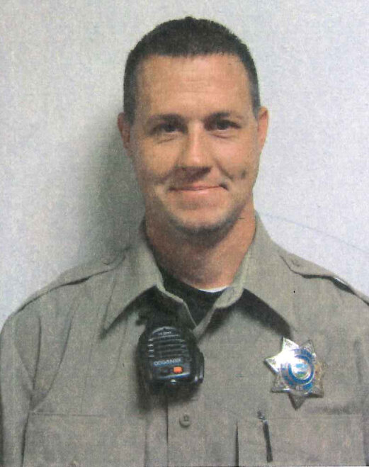 Deputy Terry Brown