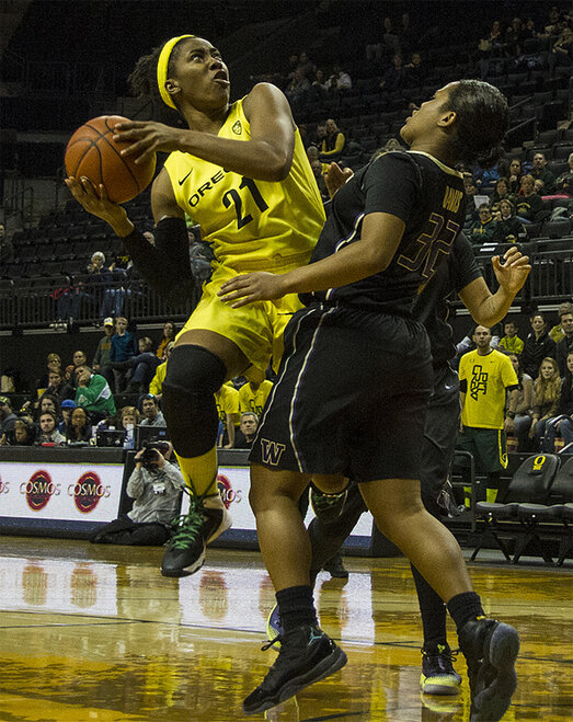 Ducks women beat Washington Huskies 101-85 _ 06