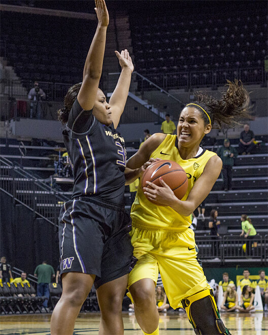 Ducks women beat Washington Huskies 101-85 _ 44