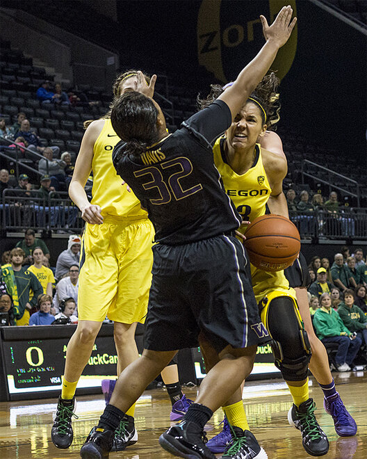 Ducks women beat Washington Huskies 101-85 _ 48