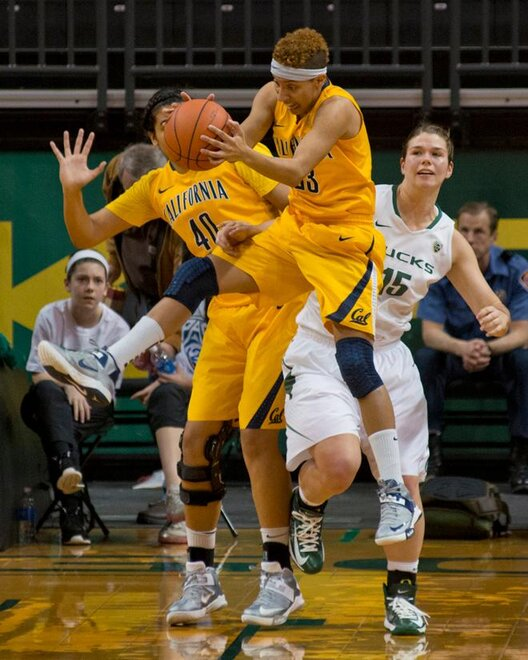 UO women against Cal (11)