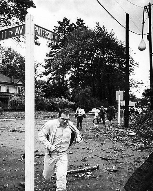1962 Columbus Day Storm in Eugene
