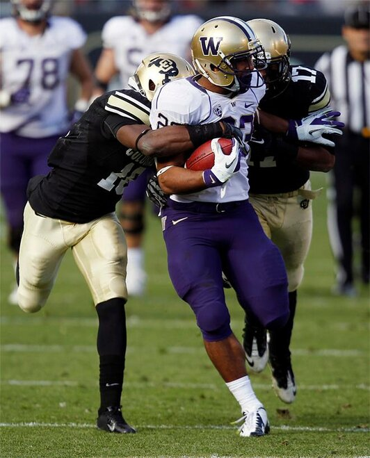 Washington Colorado Football
