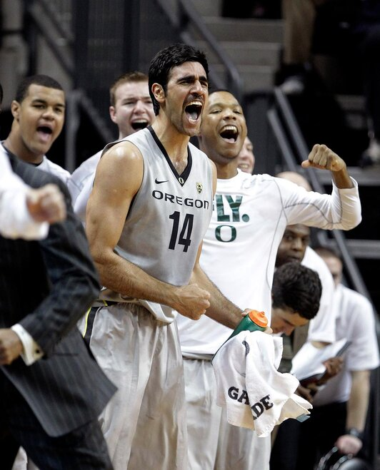 California Oregon Basketball