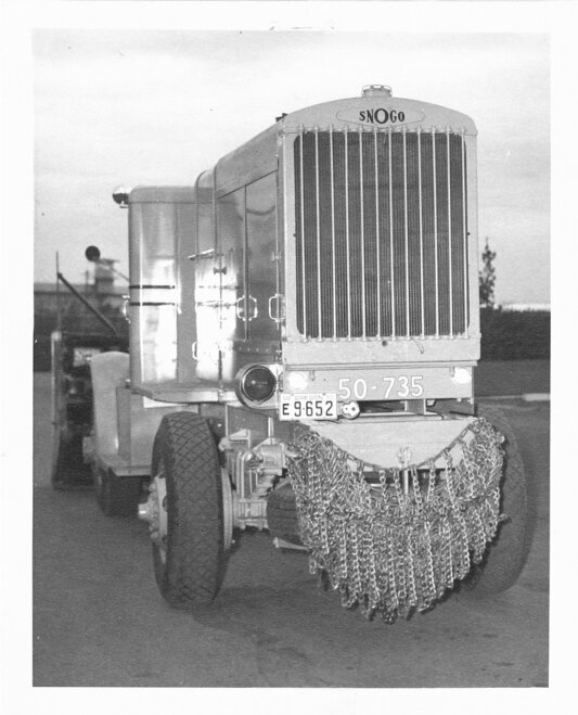 1950 Snow Removal Equipment