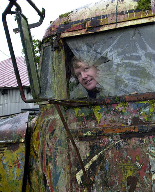 Kesey Bus Restoration