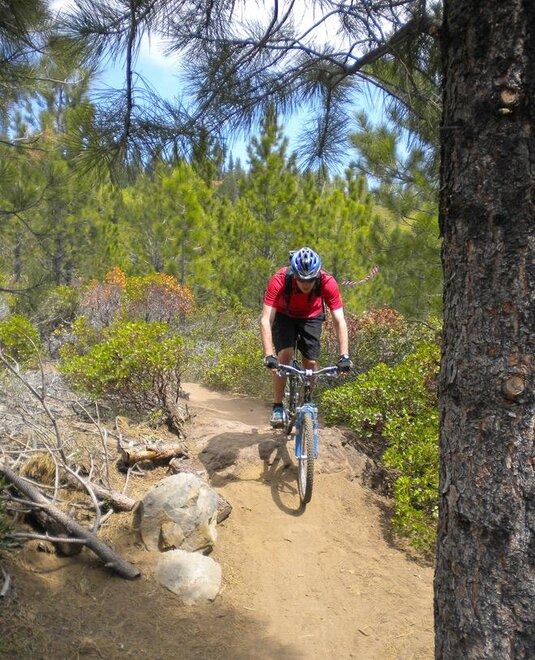 Outdoors Mountain Biking Mrazek Trail