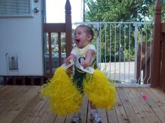 Makenna Mandish-next generation Duck fan