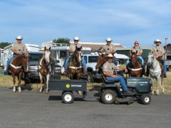 Lane County Sheriff's Mounted Posse