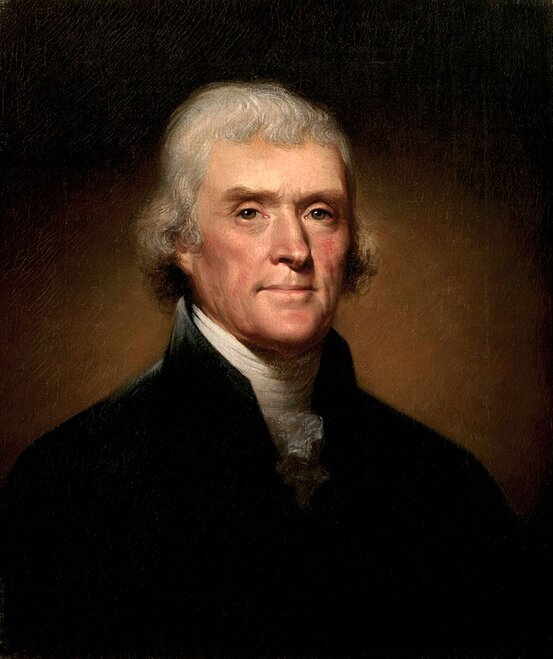 Founding Father: Thomas Jefferson