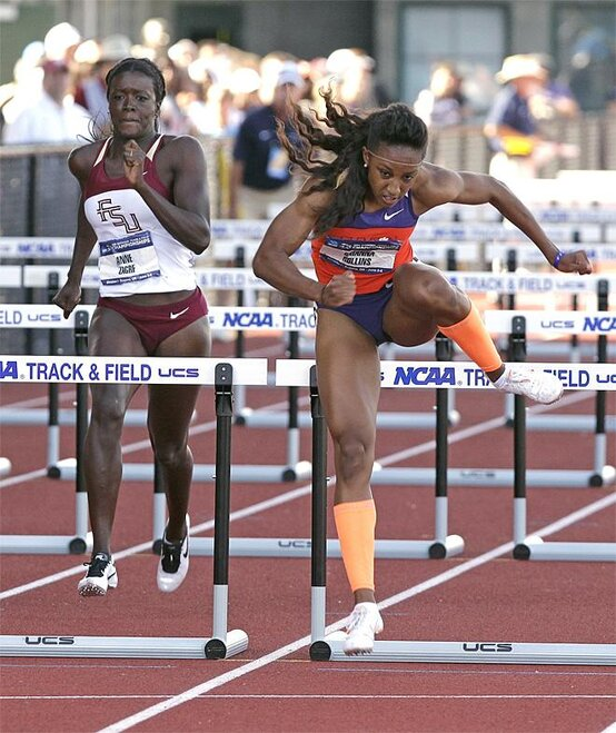 NCAA Track Championships Athletics