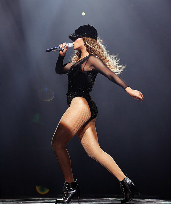 Beyonce - Mrs Carter World Tour - Atlantic City
