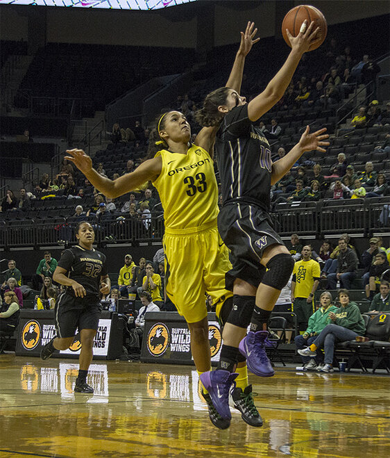 Ducks women beat Washington Huskies 101-85 _ 10