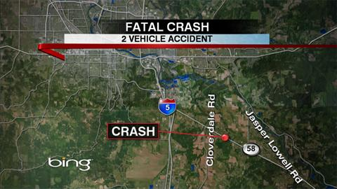 One dead in Hwy 58 crash