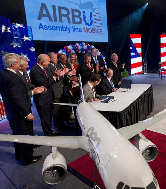 Airbus Alabama