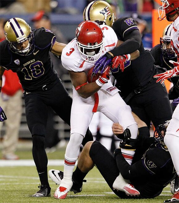 Utah Washington Football