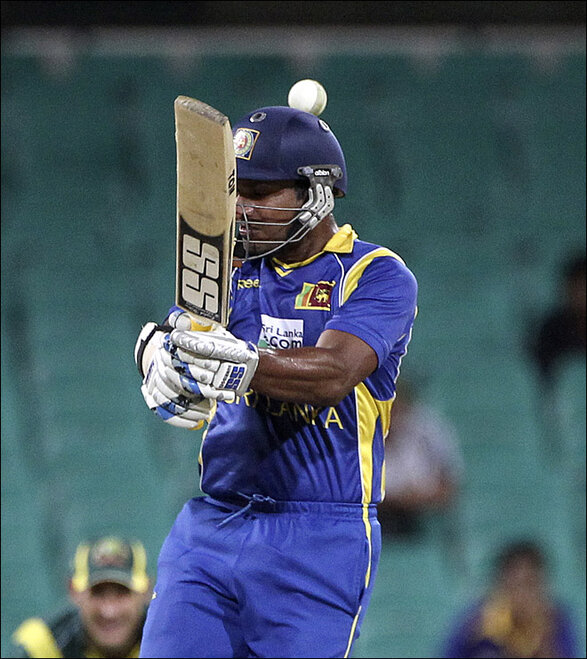 APTOPIX Australia Sri Lanka Cricket