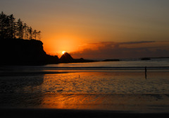 Sunset Beach, Oregon Coast