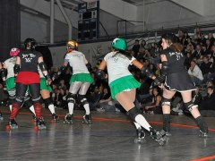 Evil Vs Good Roller Derby Bout  #7