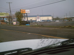 Morning accident on hwy 99,Big Lots