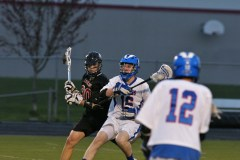 Lancer Lacrosse Defeated in Suden Death