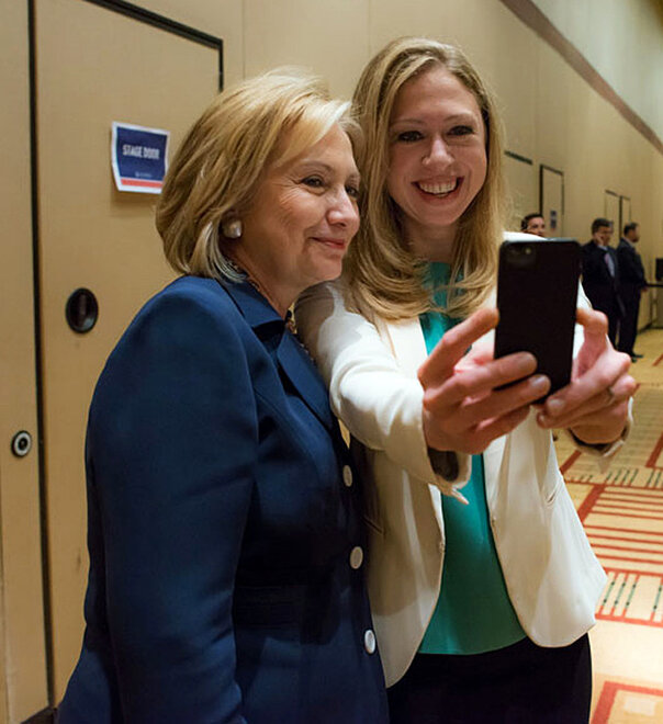 Rise of the Selfie