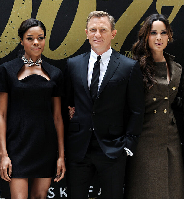 Skyfall Photo Call