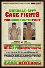 Emerald City Cage Fights 7
