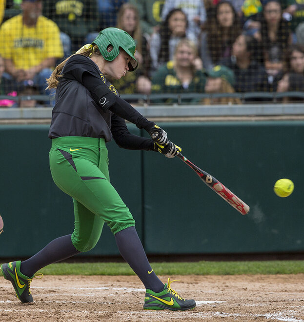 Ducks defeat ASU Sun Devils 12-2 in game two (3)