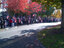 Supporters flood the OSU campus to support fallen soldier