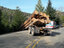 Log truck crash near Coos Bay (3)