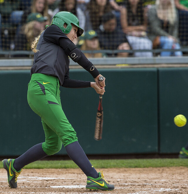 Ducks defeat ASU Sun Devils 12-2 in game two (2)