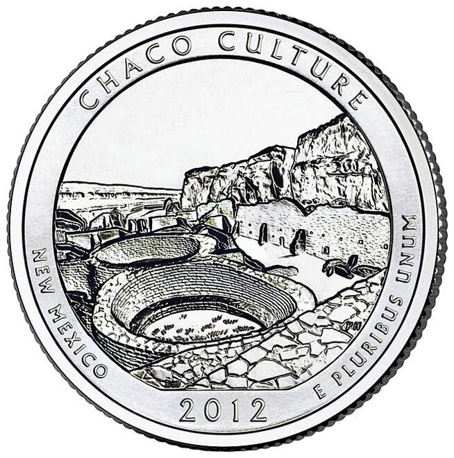 America the Beautiful quarters