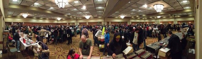 Eugene Record Convention