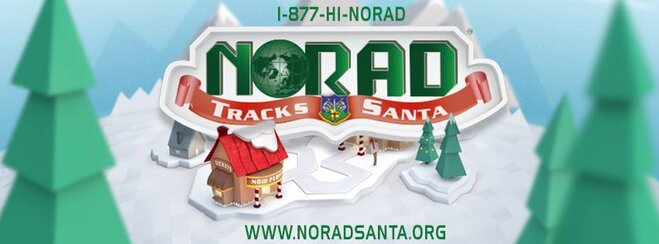 NORAD offers online Santa tracking on Christmas Eve