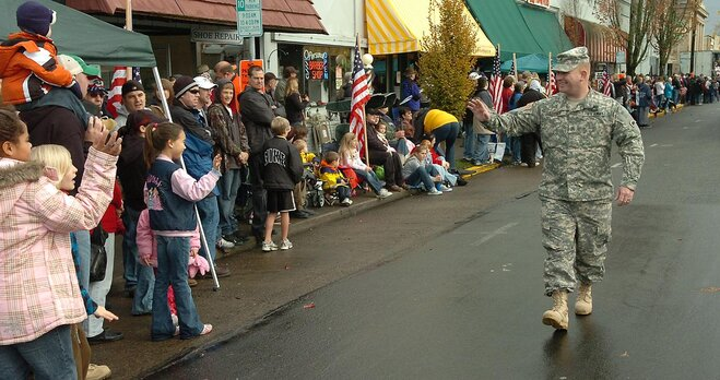Oregon Veterans
