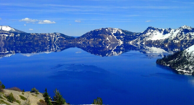 Oregon's Crater Lake - Joel Brock