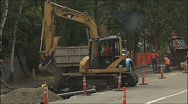 More road work ahead? That will be up to voters