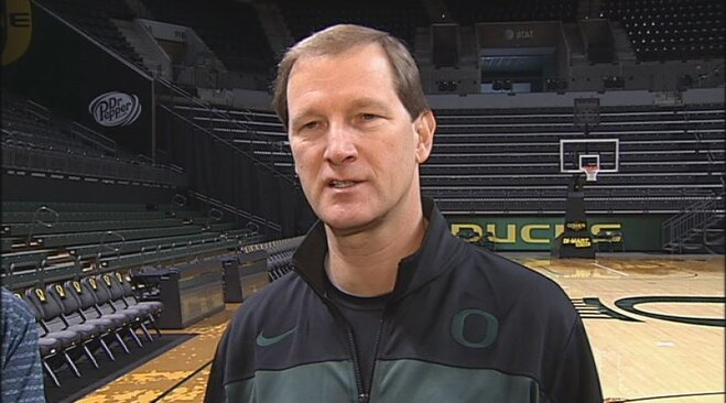 Dana Altman & the Ducks gear up for Nebraska