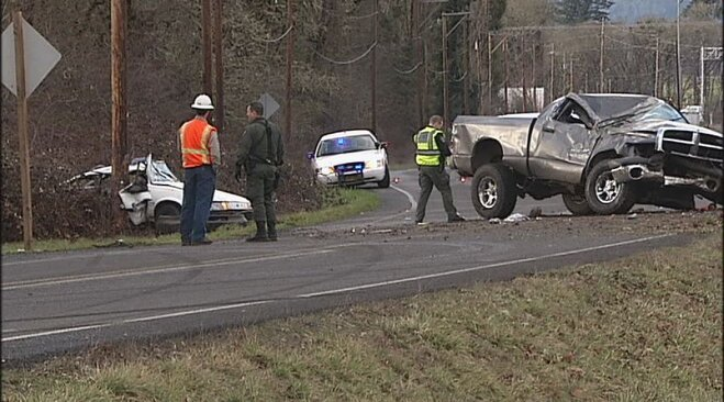 OSP: Crash on Jasper Road caused by drunk driver