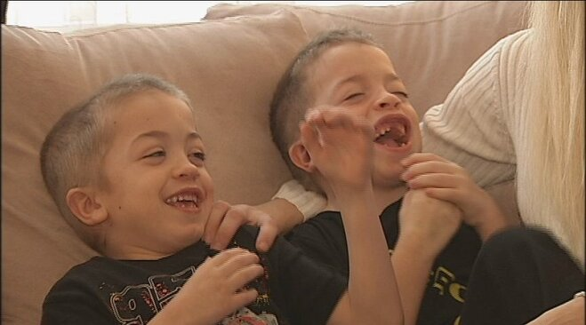 Living with Hurler Syndrome: &#39;All three of my boys are eventually going to pass&#39; 