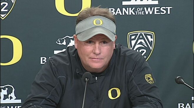 Raw Video: Chip Kelly's weekly press conference