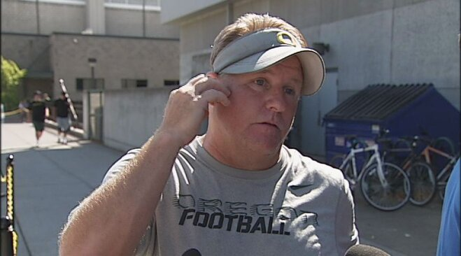 Video: Chip Kelly dislikes football polls