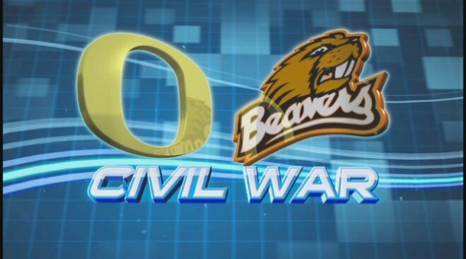 Ducks and Beavs open Pac-12 play with Civil War match