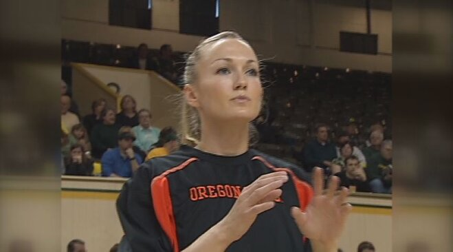 Mandy Close returns to OSU