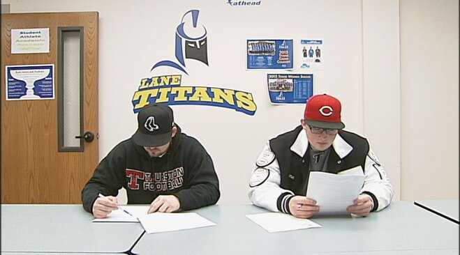 Watson & Quarterley sign with LCC