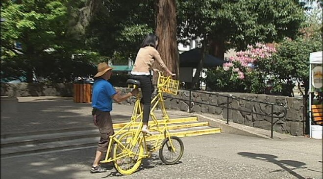 Weird Wednesdays: Not your average bicycles