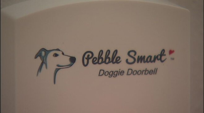 Doggy Doorbell